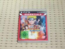 Naruto Shippuden Ultimate Ninja Storm Generations für Playstation 3 PS 3 OVP E