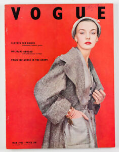 NORMAN-PARKINSON-Igor-Stavinsky-CHARLES-MUNCH-Gwen-John-VOGUE-magazine-May-1952