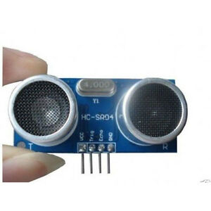 how to add ultrasonic sensor library for arduino