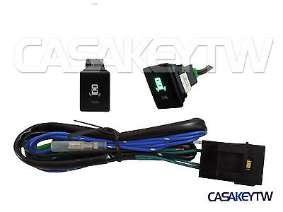 Brand New TOYOTA LEXUS reverse parking sensor special SWITCH control Incl VAT