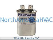 CPT-1868-15 uF MFD x 370 VAC Genteq Replacement Capacitor Oval # C315L Trane CPT01868 27L567