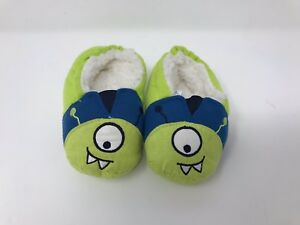 18fa335b4a1 Image is loading New-Toddler-Monsters-Inc-Mike-Wazowski-Novelty-Slipper-