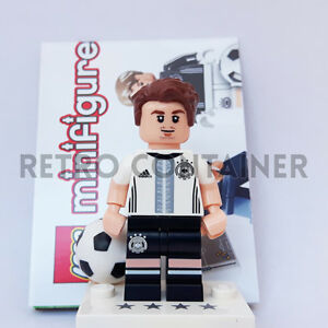 Bastian Schweinsteiger Omino 71014 DFB German Team dfb007 LEGO Minifigures