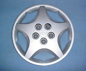 00-01-02-03-04-05-CHEVY-CAVALIER-HUBCAP-14-034-USED-FACTORY-WHEEL-COVER-P-N-9594639