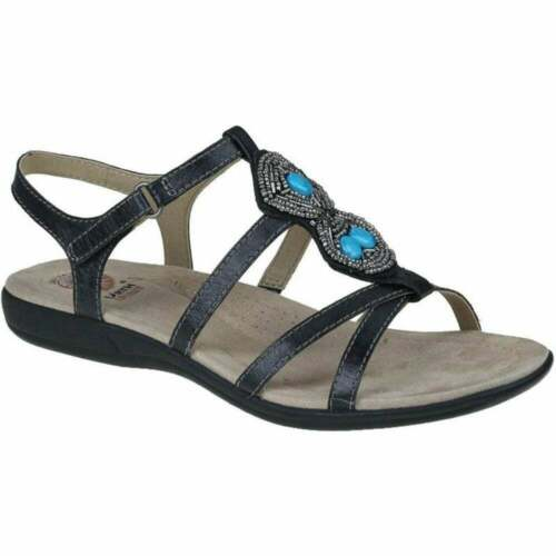 Earth Spirit Ellensburg Leather Ladies Sandals in Various Colours and Sizes