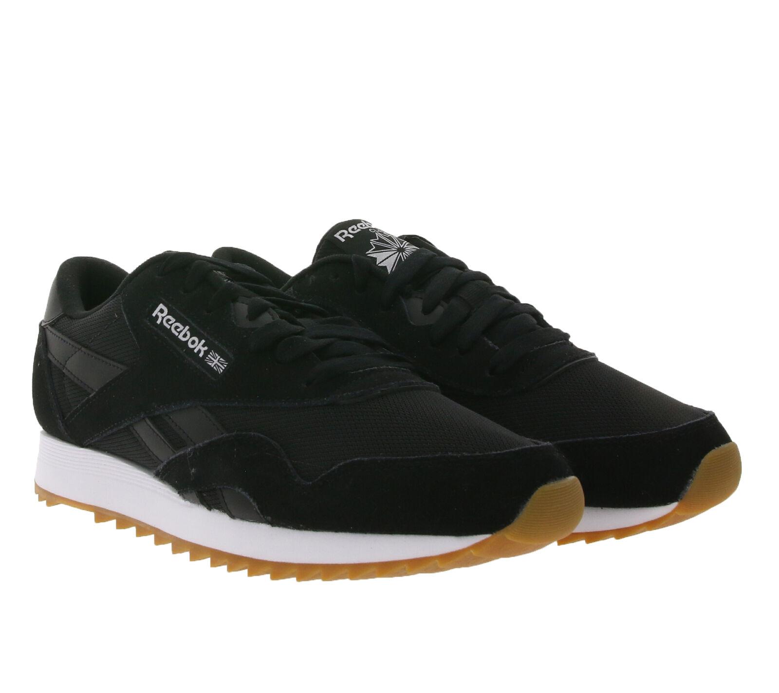 Reebok Classic Nylon Ripple Mu Retro Sneaker Chaussures Décontractées Classique