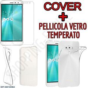 CUSTODIA-COVER-TPU-per-ASUS-ZENFONE-3-ZE520KL-5-2-034-PELLICOLA-VETRO-TEMPERATO