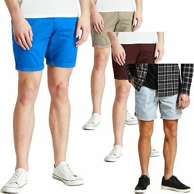 mens exmatalan chino shorts cotton summer casual cargo