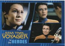 Star Trek Voyager Heroes And Villains Parallel Base Card #90 Tal Celes