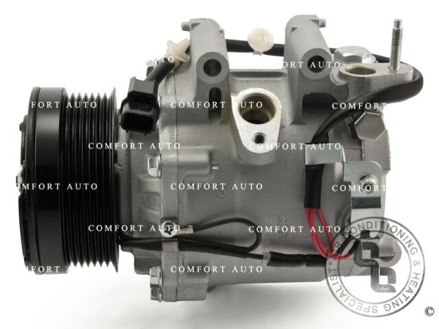 New A/C AC Compressor Fits: 2006 - 2011 Honda Civic L4 1.8L 38800-RNA-A01