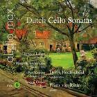 Niederländische Cellosonaten Vol.6 von Frans van Ruth,Doris Hochscheid (2013)