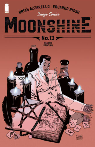 MOONSHINE #13 OCT198195 IMAGE COMICS