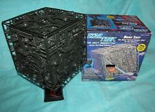 Star Trek The Next Generation BORG SHIP 1994  by Playmates in Box-Lights& Sounds