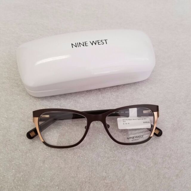 Nine West NW1064 210 NW 1064 Eyeglasses Glasses Frames 48-18 Color ...