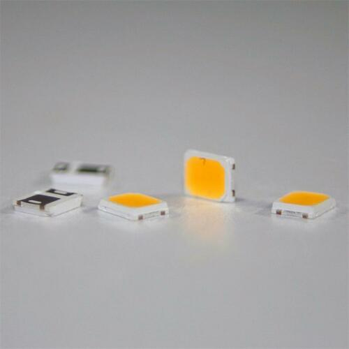 10 Chaud Blanc smd 2835 LEDs smds LED Blanc Chaud white Bianco blanche blanc Blanc