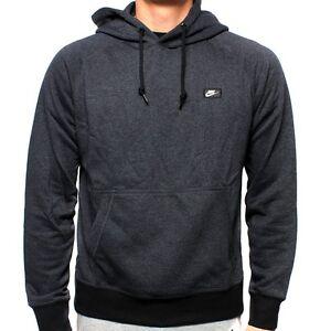 Das Bild wird geladen Nike-AW77-Fleece-Kapuzenpullover-Schuhkarton-Logo- Sweatshirt-678564- 5210fd274a