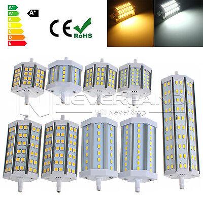 R7S Bombillas J78 J118 J189 2835/5050/5730 SMD LED Corn Flood Light Lámpara Bulb
