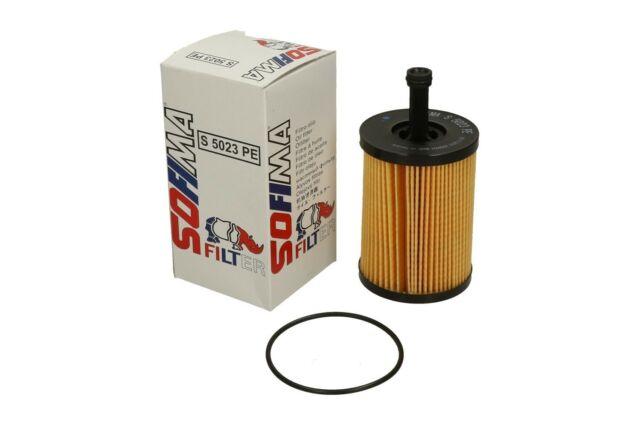 Ölfilter S 5023 PE SOFIMA