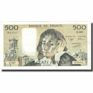 624308-France-500-Francs-Pascal-1989-1989-02-02-VF-20-25