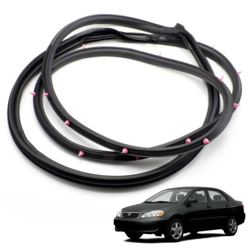 Fits Toyota Corolla Altis 03 05 07 Front Right Door Seal Rubber Weatherstrip