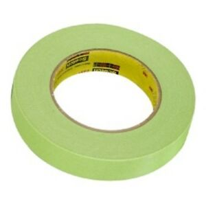 "3M 26336 Scotch 233+ 1"" x 55m Green Masking Tape"