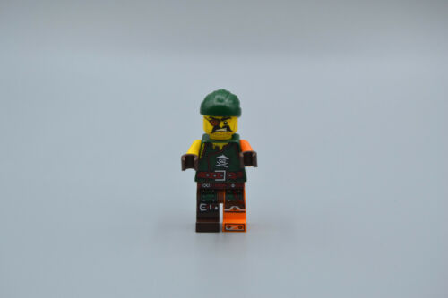 Personaje lego ninjago minifig sqiffy Ninja guardaespaldaspersonales pirata njo203