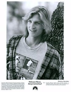 Thomas Wilson Brown 1990 Welcome Home Roxy Carmichael Glossy 8x10 Photo B W A1 Ebay Thomas wilson brown (born december 27, 1972) is an american actor, who began his career at the age of 11 by playing augie in the western film silverado. details about thomas wilson brown 1990 welcome home roxy carmichael glossy 8x10 photo b w a1