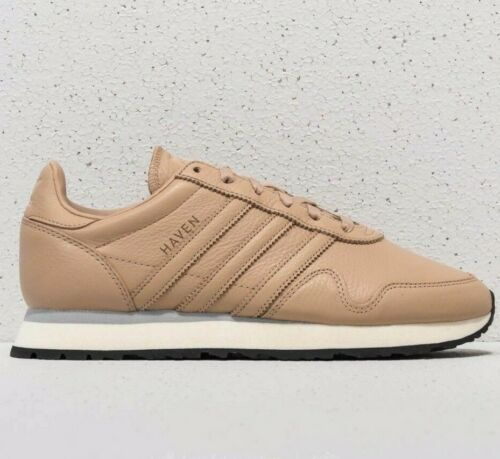 ® Nut Uomo Uk Originals Eur Haven St Leather 44 Pale 10 Adidas misura Bianco 5 qndTtOYqw