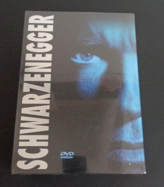 Arnold Schwarzenegger DVD Box Set (DVD, 1999) New 4 Movies FREE SHIPPING Sealed