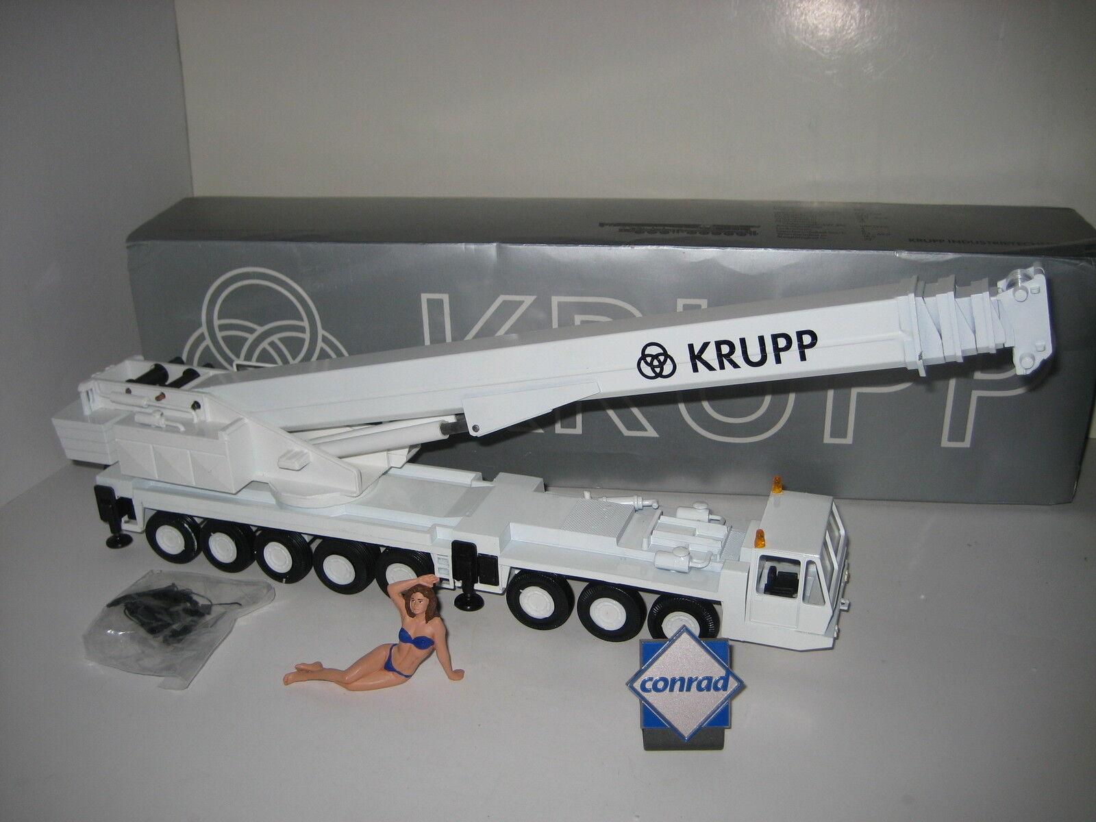 venta caliente Krupp gmt 250 autokran Weiss  2077.1 Conrad 1 1 1 50 OVP  Venta en línea de descuento de fábrica