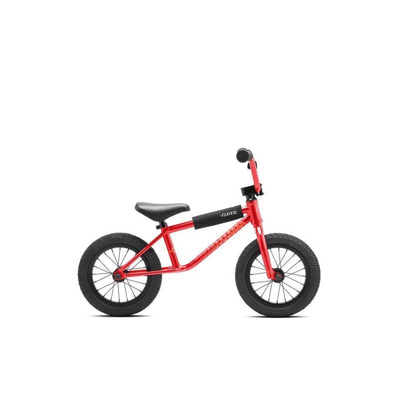 Bicicleta Completa verde SCOUT balance de empuje Rojo