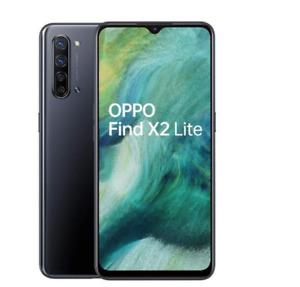 "OPPO FIND X2 LITE 5G MOONLIGHT BLACK 128 GB ROM 8 GB RAM DISPLAY 6.4"" MONO SIM"