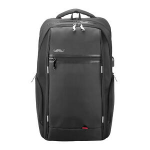 "Moustache® 15.6"" Multi-Compartment Laptop backpack, Christmas gift For Man Woman"