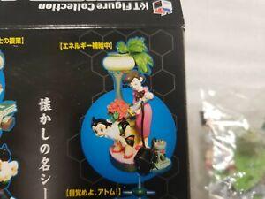Takara KT figure collection Astro Boy Mighty Atom diorama