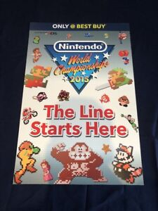 Ultra-Rare-Nintendo-World-Championships-2015-NWC-Marquee-1-of-16-Collector