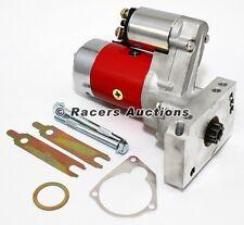 700HP Small & Big Block CHEVY GM HD Mini Starter Motor Red 3HP 305 350 454