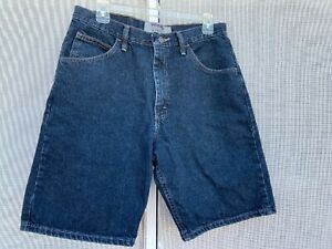 NEW MENS WRANGLER AUTHENTICS BLUE JEAN DENIM SHORTS SIZE 36 48 46 40 44 ZM2SOLS