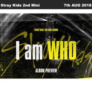 Stray-Kids-I-am-WHO-2nd-Mini-Album-I-am-Ver-CD-Photobook-PhotoCard-Etc-KPOP