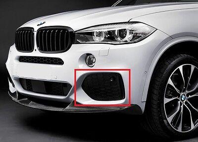 BMW 7 NUOVO ORIGINALE F01 F02 M SPORT PARAURTI ANTERIORE INFERIORE DESTRO O//S 7903676 Grill