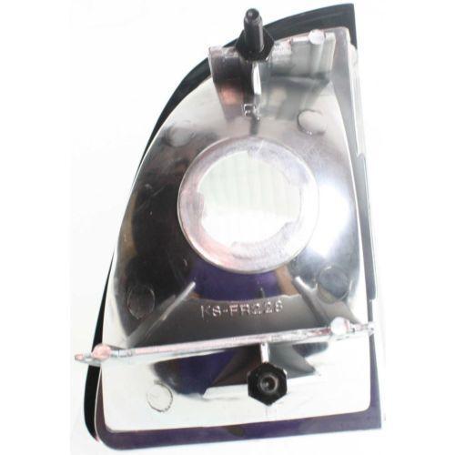 Passenger Side Parking Light Clear Lens For Mustang 87-93