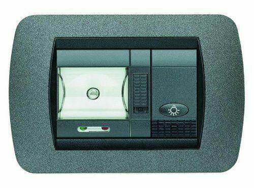 BTICINO L4380 SERIE LIVINGLIGHT TORCIA LED ricaricabile estraibile originale