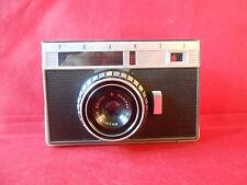 Prakti Fotokamera mit Domiton f40 Meyer Optik Ledertasche