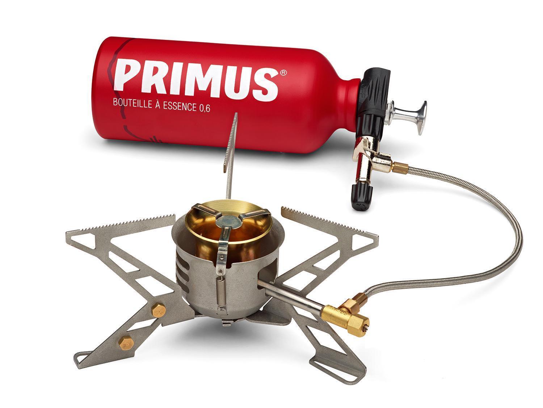 Primus Multifuel Mehrstoffkocher III Kocher Mehrstoffkocher Multifuel incl. 0,6 L Flasche 9ddb5b