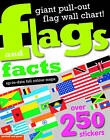 Flags and Facts Sticker Book by Chez Picthall (Paperback, 2010)