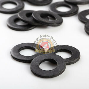 Black-Steel-Flat-Washer-3-8-Qty-100-Flat-Washer