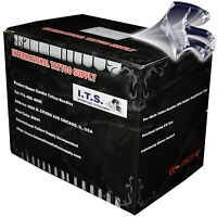 11 Round Liner Combo Tattoo Needles With 1in. Rubber Grip - Box Of 20
