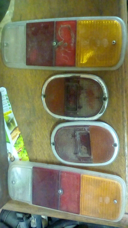 Old vw kombi taillight lens available