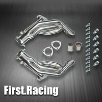 For Chevy Gmc 88-95 Truck Stainless Steel Manifold Exhaust Headers 305 350 5.7l