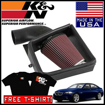 K/&N Aircharger Performance Intake for 2011-2016 BMW 535i L6-3.0L F//I #63-1132