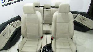 BMW-OEM-Rhd-SPORTS-Seat-Pelle-Dakota-Oyster-Lccx-F11